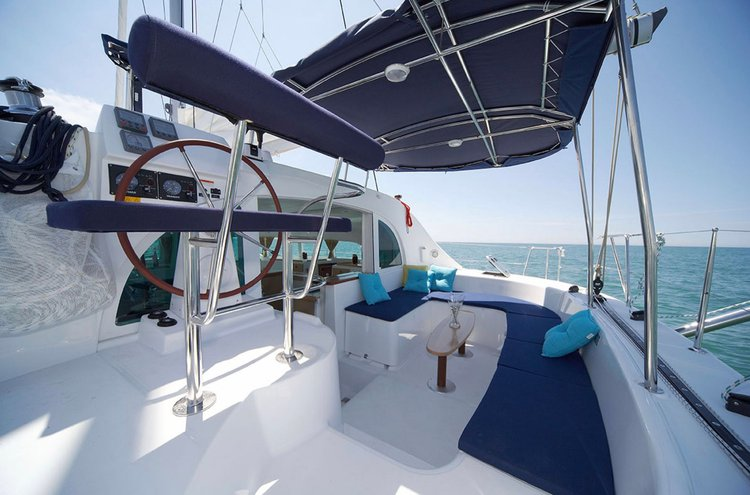 Boat for rent Lagoon 38.0 feet in Papeete, French Polynesia