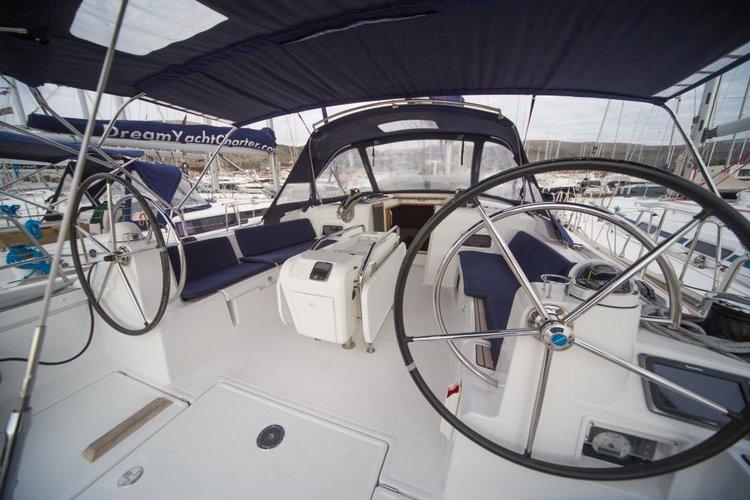 Sun Odyssey's 50.0 feet in
