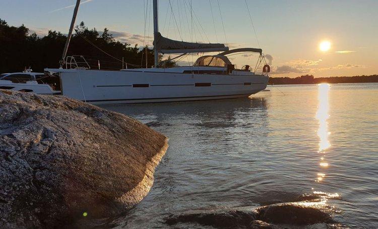 Boat for rent Dufour 46.0 feet in Saltsjö Pir Marina, Sweden