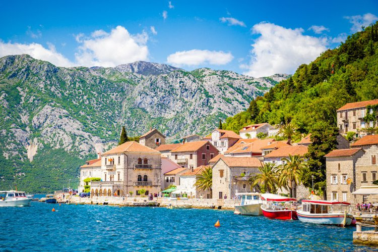 Discover kotor surroundings on this Open 670 Atlantic Marine boat