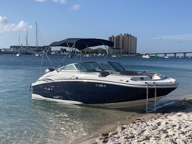 Deck boat boat for rent in Jupiter