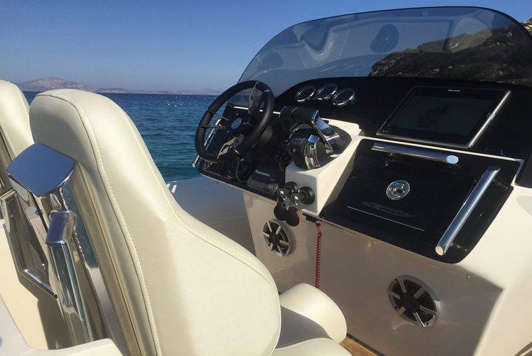 Boat for rent Technohull 32.97 feet in Porto Cheli, Greece