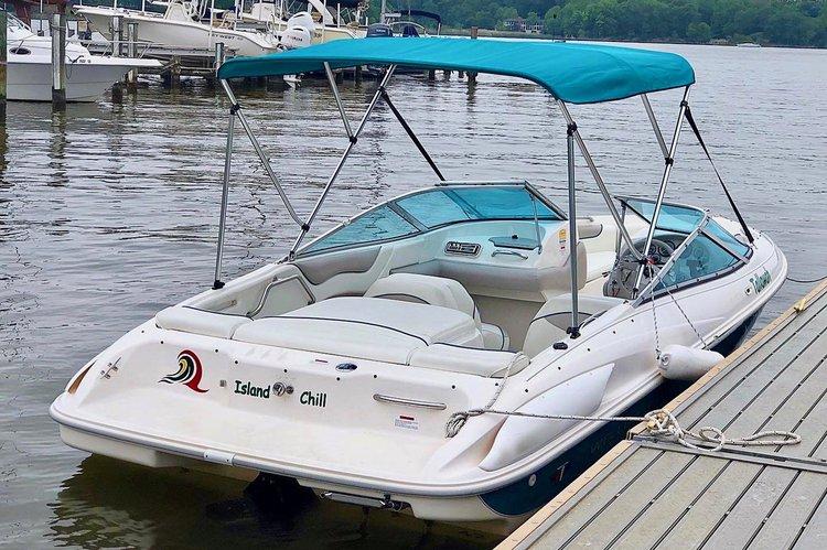 20' Bow-Rider - South River - Boat Rental