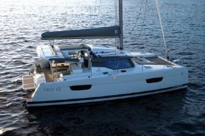 Experience sailing at its best in British Virgin Islands on this luxurious Astrea 42