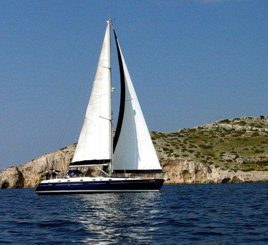 Sail Zadar region, HR waters on a beautiful Bénéteau Beneteau 50
