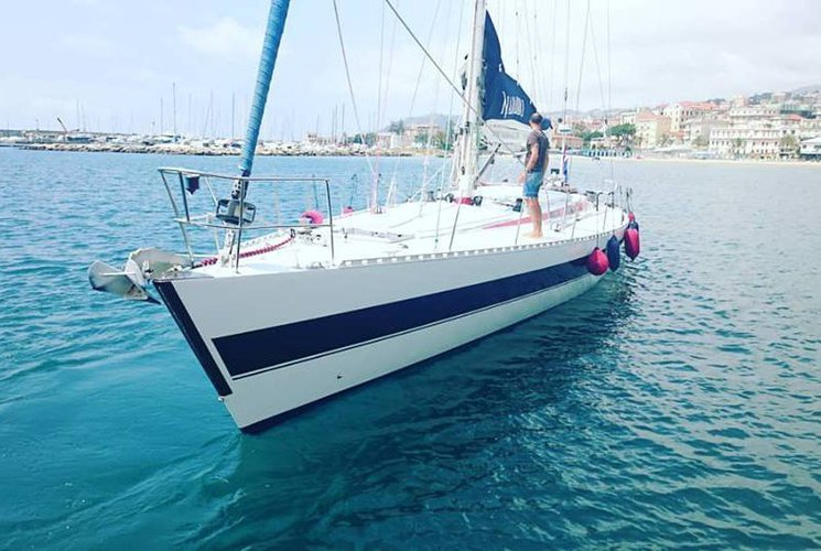 Boating is fun with a Cruiser racer in Monaco