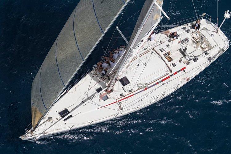 Cruiser racer boat for rent in Monaco