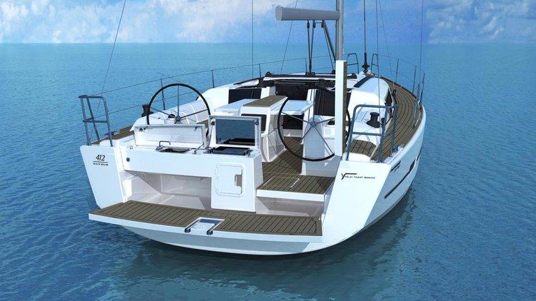 Boating is fun with a Dufour in Scrub Island