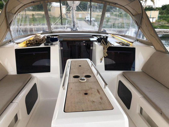 Dufour boat for rent in Scrub Island