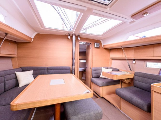 Enjoy Angra do Heriosmo, PT to the fullest on our comfortable Dufour Yachts Dufour 410 GL