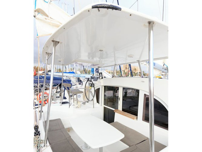 The perfect boat to enjoy everything Palma de Mallorca, ES has to offer