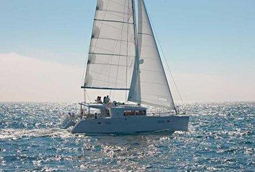 Sail the U.S. Virgin Island and Explore the Fun aboard Lagoon 450