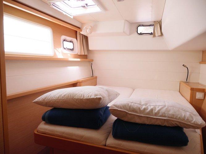 Interior - cabin (photo taken 2019)