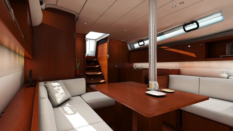 Monohull boat for rent in St Thomas
