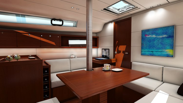 Boat for rent Oceanis 41.0 feet in Compass Point Marina USVI, U.S. Virgin Islands