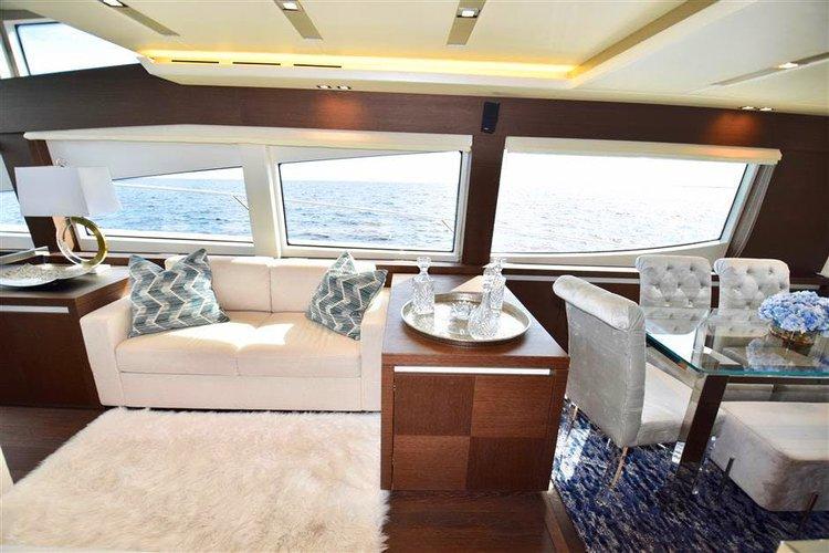 Boat for rent Prestige 75.0 feet in Palm Harbor Marina, FL
