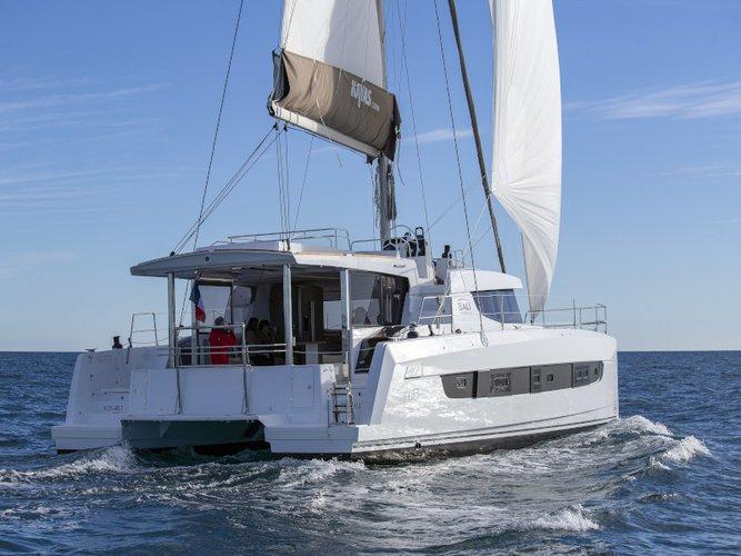 Charter this amazing sailboat in Vilanova i la Geltru