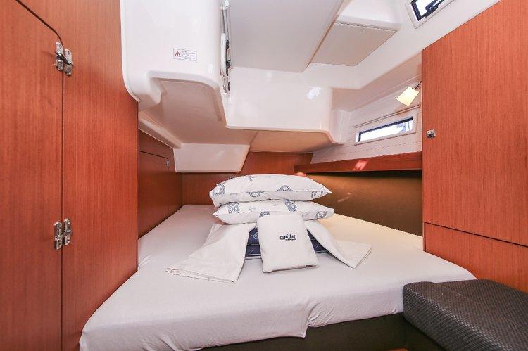 This 51.0' Bavaria Yachtbau cand take up to 11 passengers around Zadar region