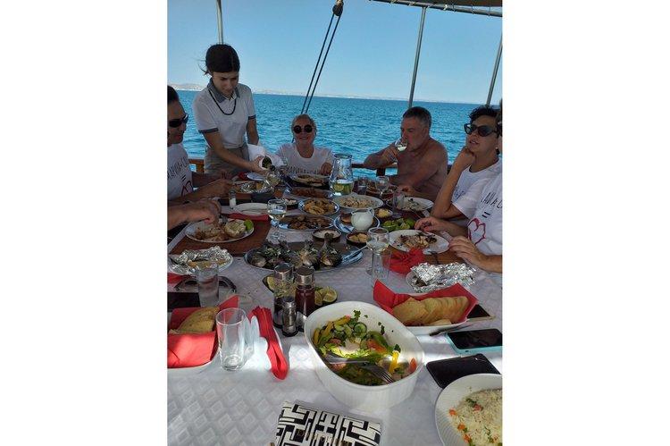 Boat rental in Larnaca,