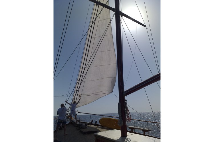 Custom's 72.17 feet in Larnaca