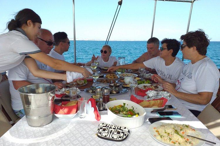 Boat for rent Custom 72.17 feet in Larnaca Marina, Cyprus