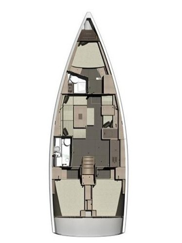 Dufour Yachts boat for rent in Tuscany