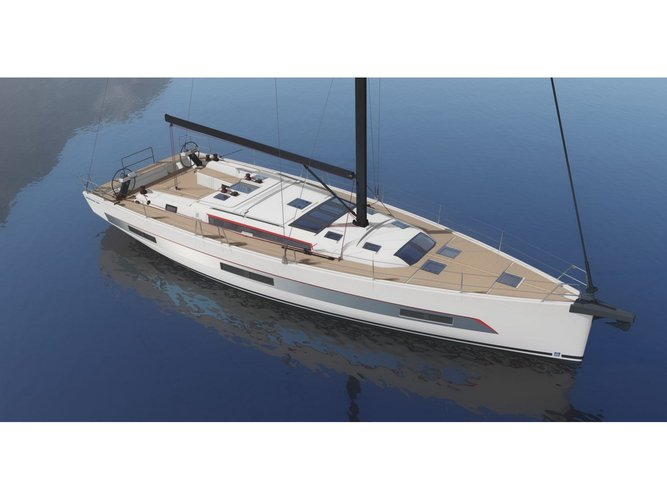 Rent this Dufour Yachts Dufour 530 Exclusive 2020 for a true nautical adventure