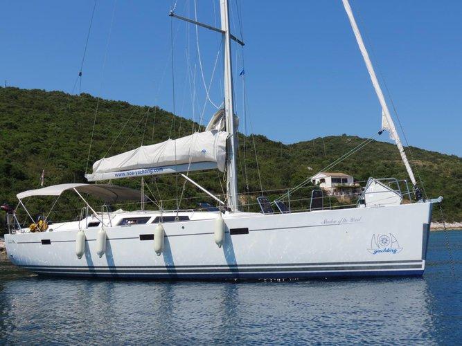 Hanse Yachts's 46.0 feet in Split region