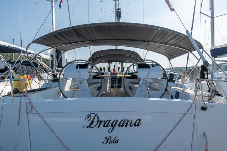 Take this Hanse Yachts Hanse 505 for a spin!