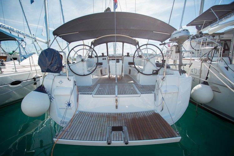 Jeanneau's 46.0 feet in Split region
