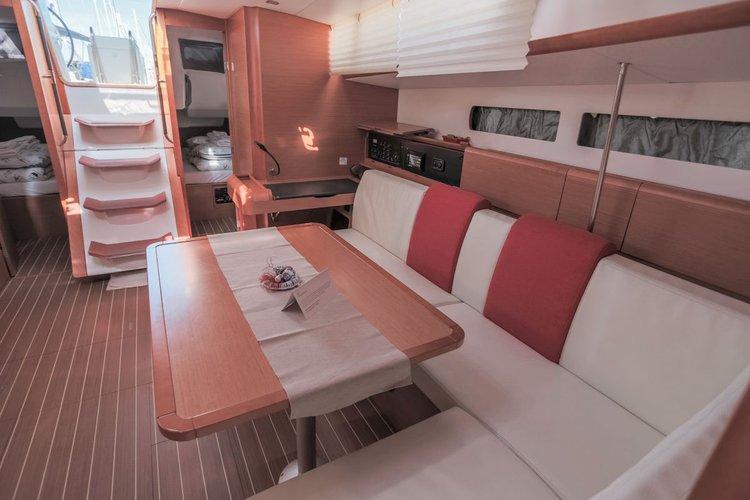 Discover Split region surroundings on this Sun Odyssey 469 Jeanneau boat