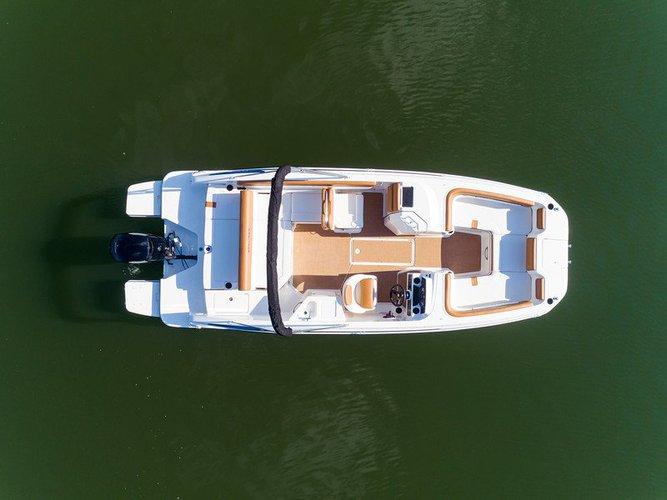 Motor boat boat rental in Sag Harbor  (Marina across from Baron's Cove Motel), NY