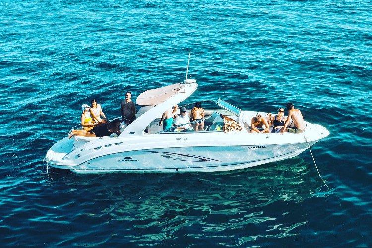 30' Luxury Chaparral,  Emerald Bay Ocean Adventures,  Licensed Captain Included