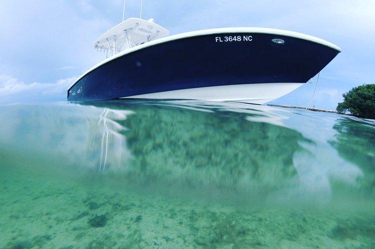 Center console boat rental in Sea Isle Marina & Yachting Center, FL