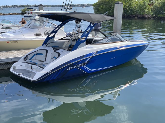 Yamaha 242x - Delivered to a Ramp near YOU!