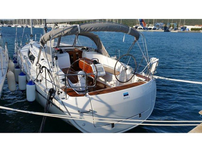 Take this Bavaria Yachtbau Bavaria Cruiser 37 for a spin!