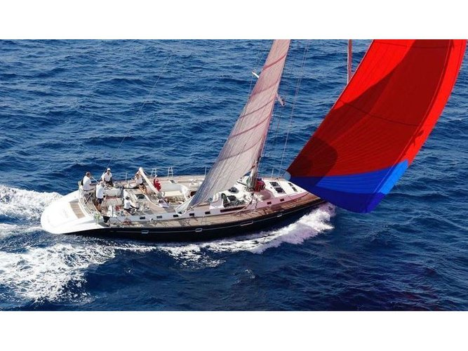 Beautiful Construction Navale Bordeaux CNB 64 ideal for sailing and fun in the sun!
