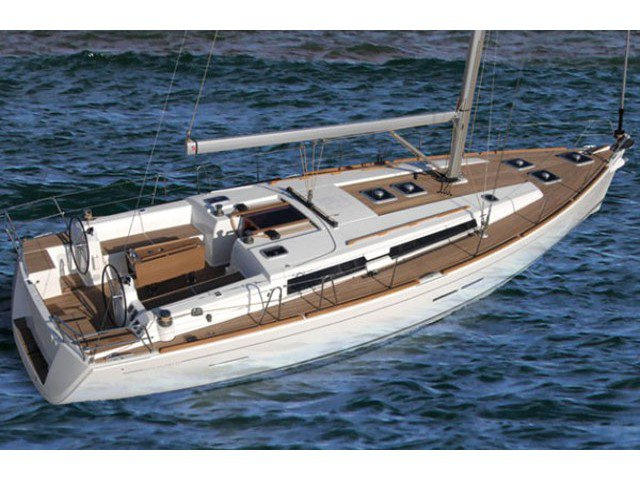 Climb aboard this Dufour Yachts Dufour 445 GL for an unforgettable experience