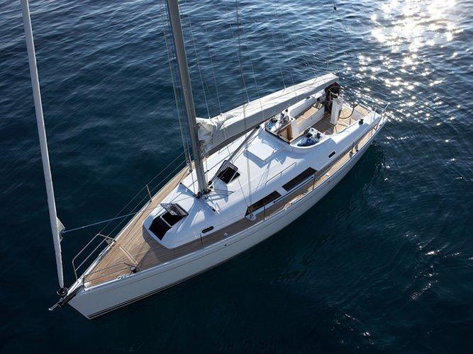 Experience Neustadt in Holstein on board this elegant sailboat