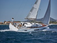 Enjoy luxury and comfort on this Jeanneau Sun Odyssey 440 in Athens