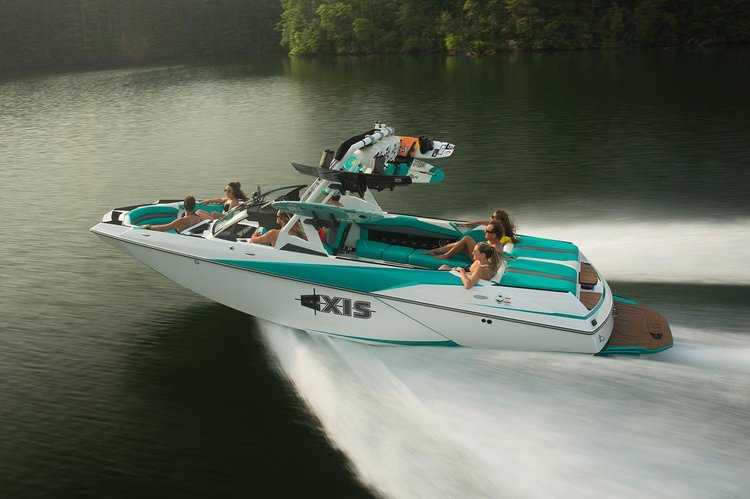 AXIS A24 Surf Boat  with Captain