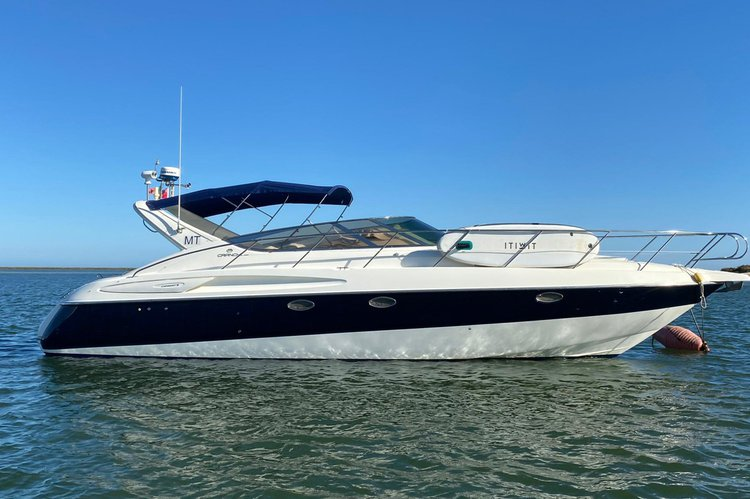 Motor Yacht Charter in the Algarve -Portugal