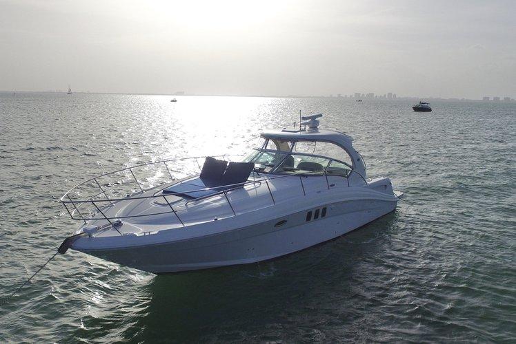 Cruiser boat rental in Pelican Harbor Marina, FL