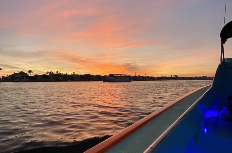 SeaWay's 32.0 feet in Newport Beach