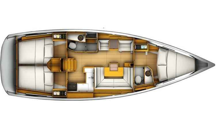 Enjoy the beauty around Chesapeake onboard Odyssey 419