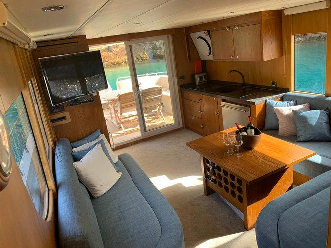 Trawler boat for rent in Göcek