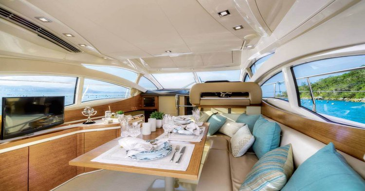 Boat for rent Azimut 42.0 feet in Rickenbacker Marina, FL