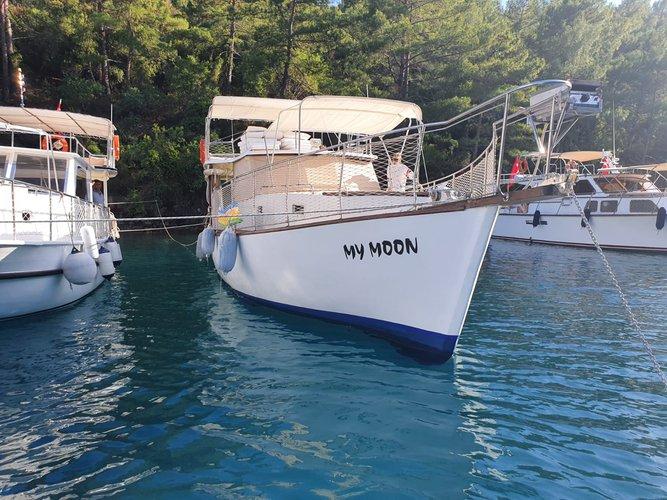 MYMOON's 42.0 feet in Göcek