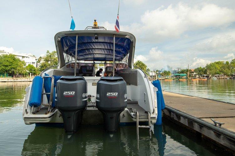 39.0 feet Speedboat Custom Build in great shape