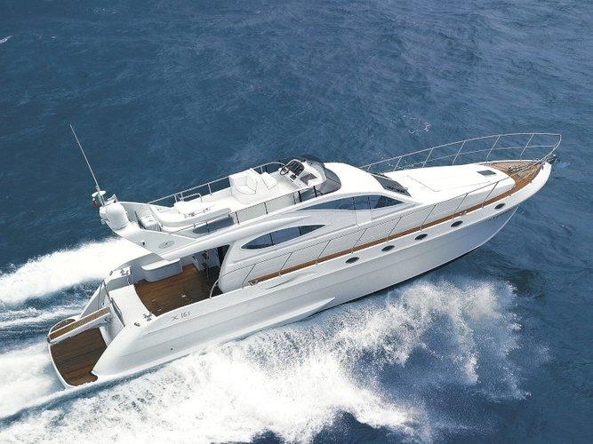 Rent this  Della Pasqua for a true nautical adventure